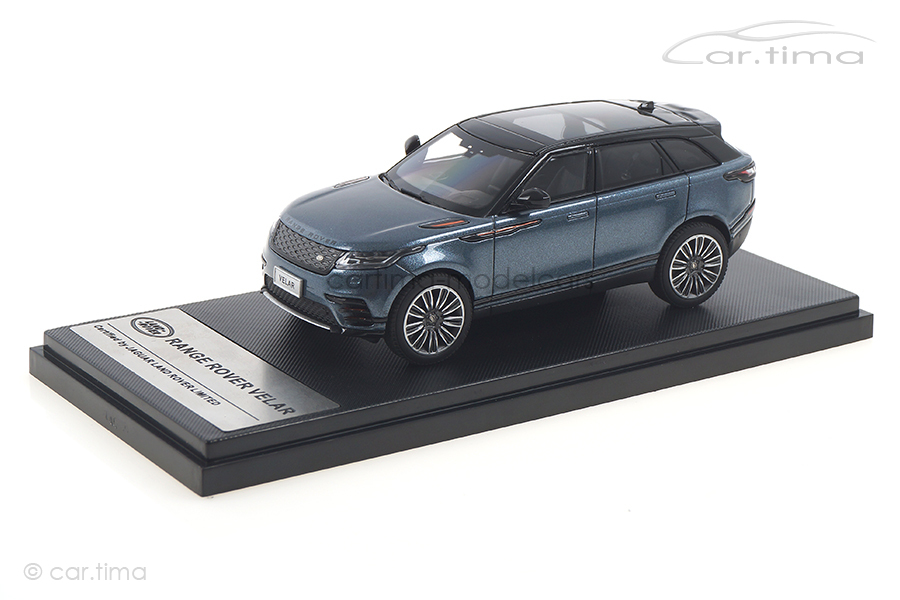 Range Rover Velar blau LCD Models 1:43 LCD43004BU