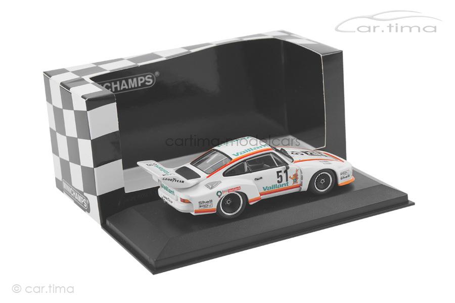 Porsche 935 DRM Zolder 1977 Wollek Minichamps 1:43 400776351