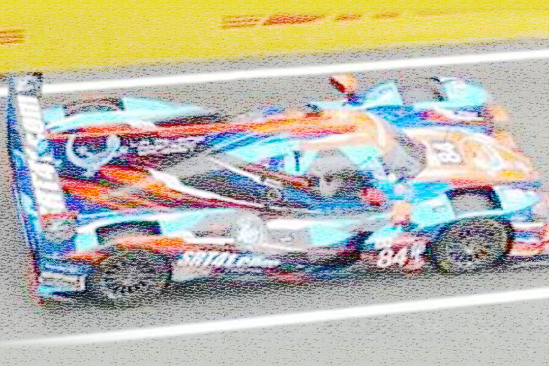 Oreca 07-Gibson 24h Le Mans 2021 Aoki/Bailly/Lahaye Spark 1:43 S8277
