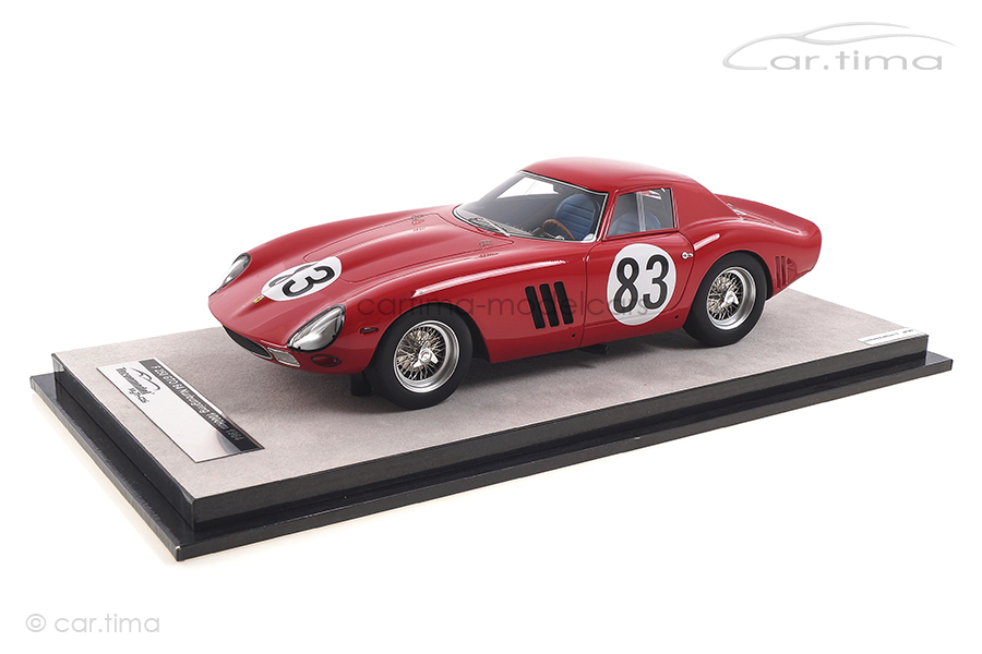 Ferrari 250 GTO 1000 km Nürburgring 1964 Guichet/Parkes Tecnomodel 1:18 TM18-96C
