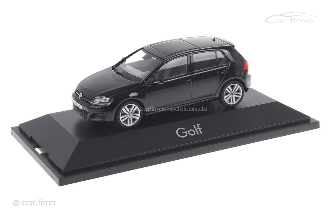 VW Golf VII schwarz Herpa 1:43 070720