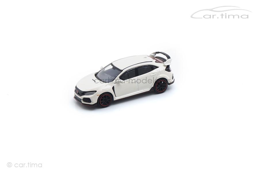 Honda Civic Type R (LHD) Championship white MINI GT 1:64 MGT00001-L