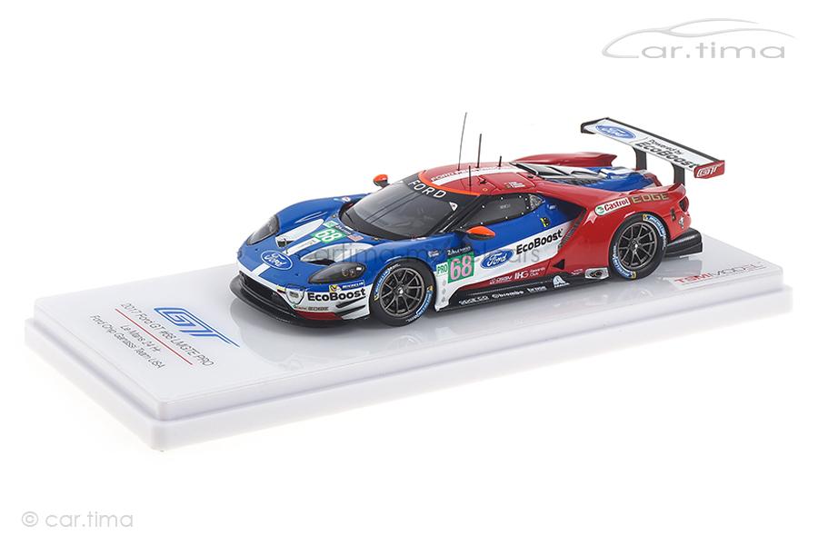 Ford GT 24h Le Mans 2017 Hand/Kanaan/Müller TSM 1:43 TSM430288