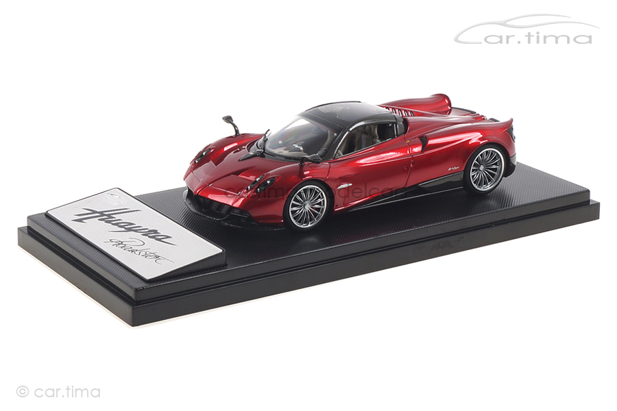 Pagani Huayra Roadster rot LCD Models 1:43 LCD43003RE