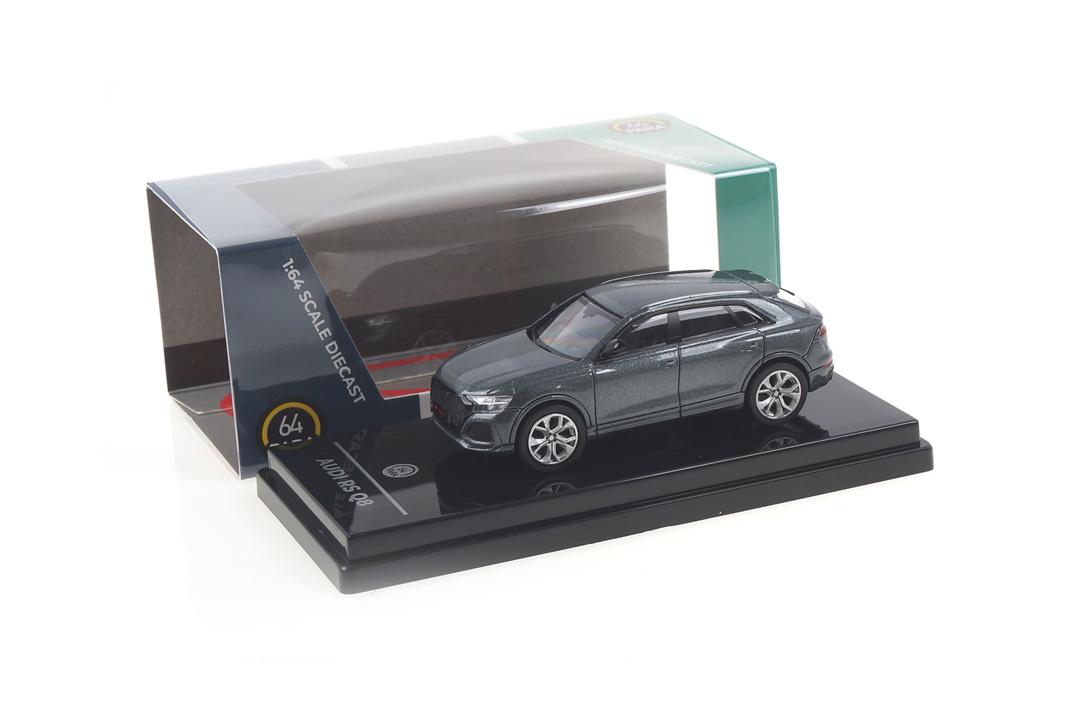 Audi RS Q8 Daytona grey Paragon 1:64 PA-55172