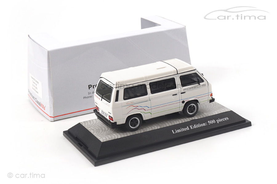 "Porsche B32 VW Camping ""Porsche Carrera Cup"" Premium Classixxs 1:43 13031"