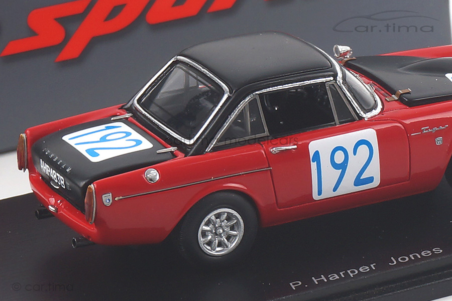 Sunbeam Tiger Targa Florio 1965 Harper/Jones Spark 1:43 S4062