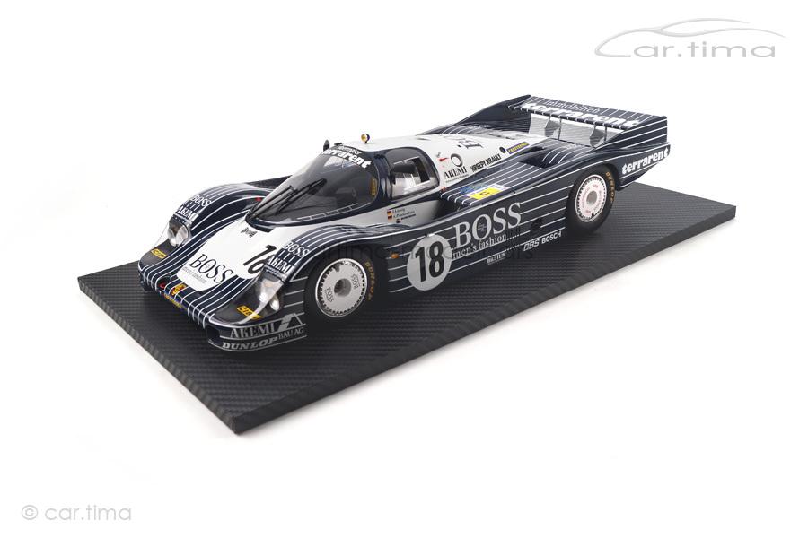 Porsche 956 24h Le Mans 1983 Lässig/Plankenhorn/Wilson TSM 1:12 TSM151207