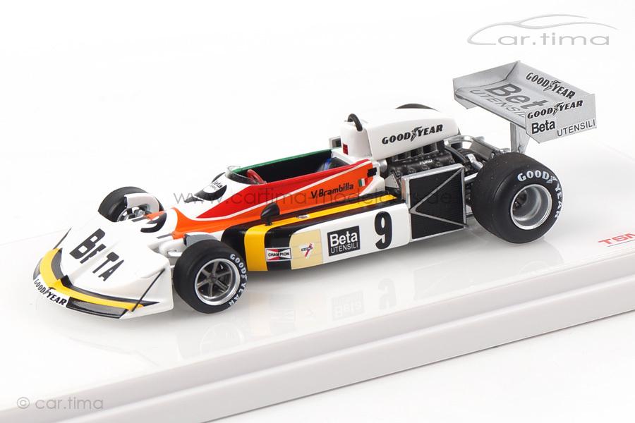 March 761 GP Deutschland 1976 Vittorio Brambilla TSM 1:43 TSM154332