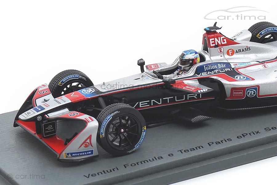 Venturi Formula E Paris 2017-2018 Maro Engel Spark 1:43 S5924