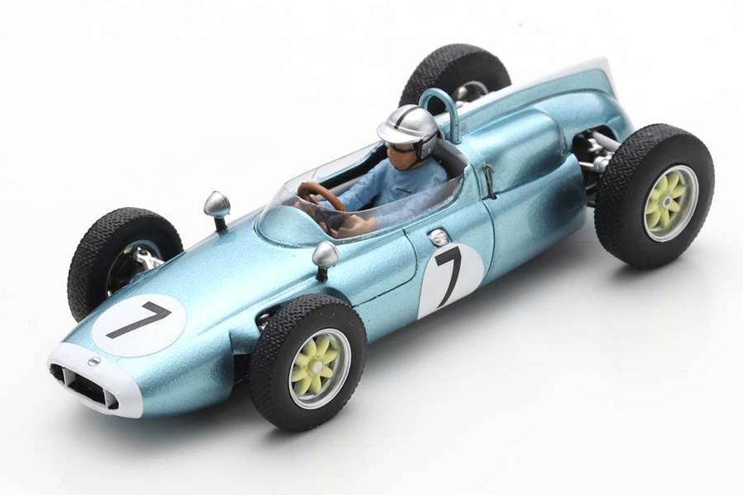 Cooper T53 GP Solitude 1961 Bruce McLaren Spark 1:43 S8066