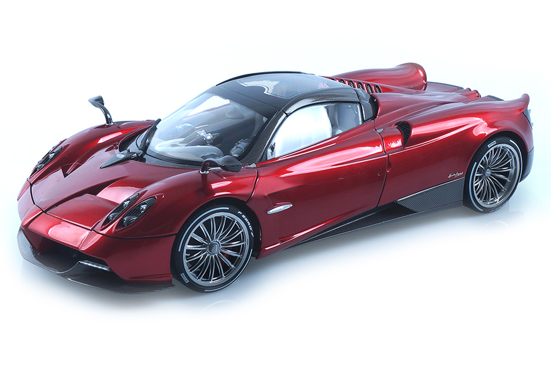 Pagani Huayra Roadster rot LCD Models 1:18 LCD18002RE