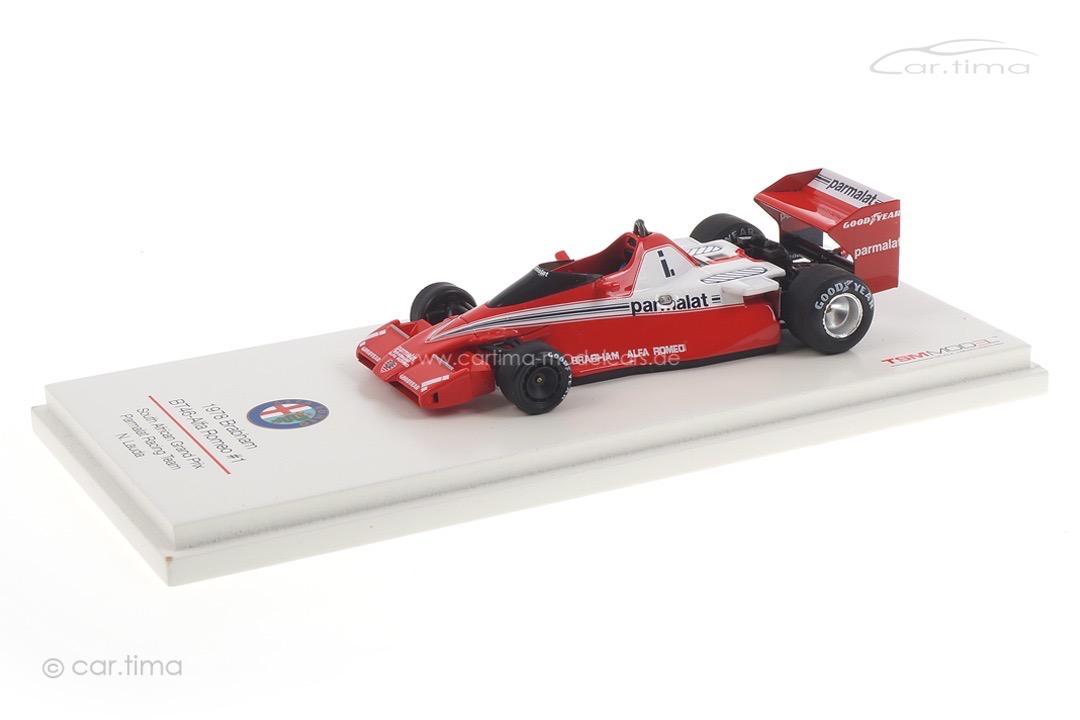 Brabham BT46-Alfa Romeo GP Südafrika 1978 Niki Lauda TSM 1:43 TSM144301