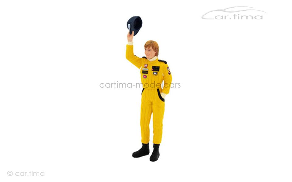 Figur Ronnie Peterson Team Lotus 1978 TSM 1:18 TSM12AC18