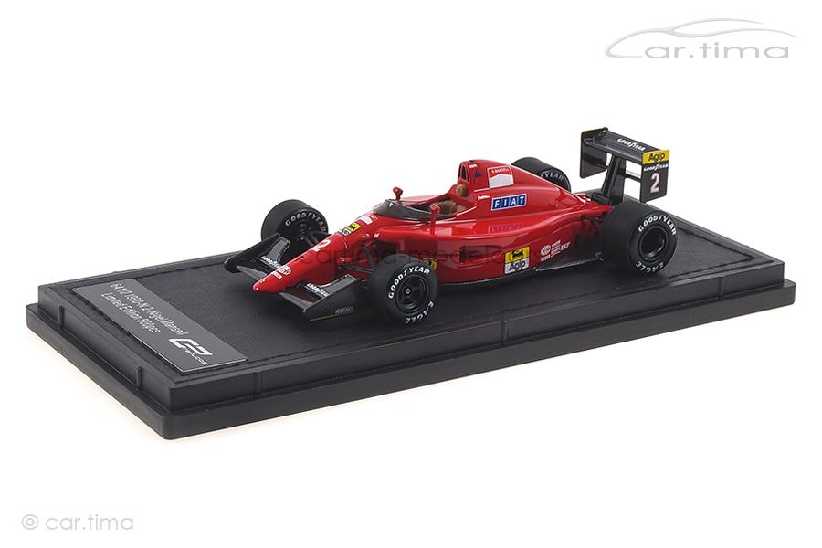 Ferrari 641/2 GP 1990 Nigel Mansell GP Replicas 1:43 GP43-006B