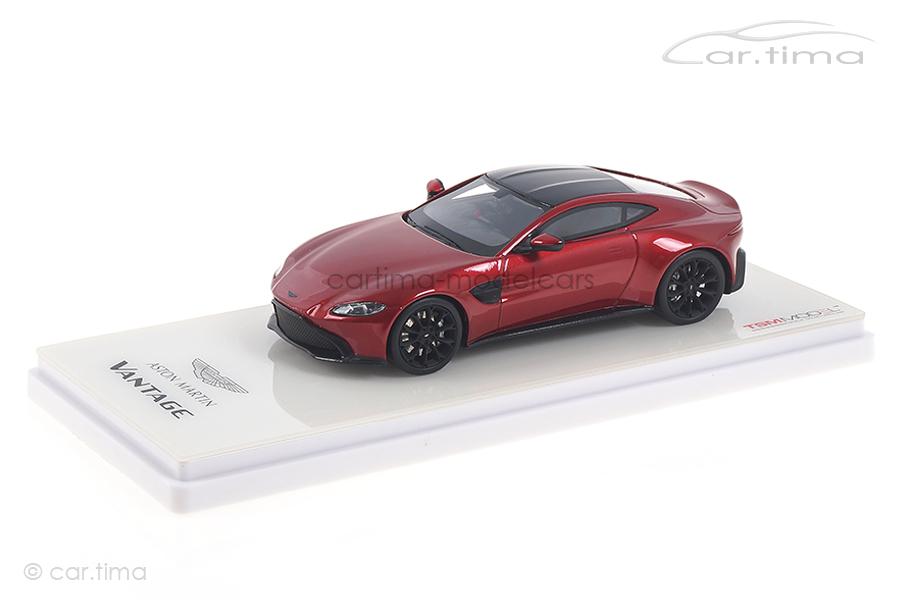 Aston Martin Vantage 2018 Hyper red TSM 1:43 TSM430311