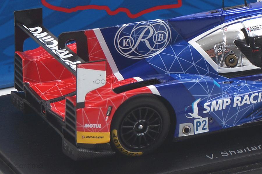 Dallara P217-Gibson 24h Le Mans 2018 Newey/Nato/Shaitar Spark 1:43 S7020