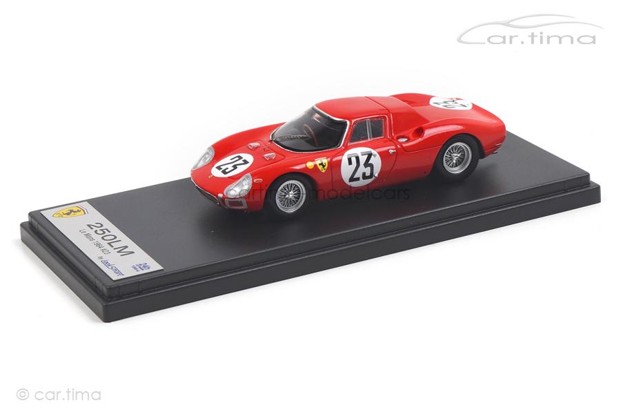 Ferrari 250 LM 24h Le Mans 1964 van Ophem/Dumay LookSmart 1:43 LSLM077