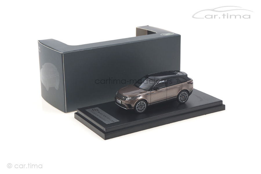 Range Rover Velar braun LCD Models 1:64 LCD64001BR