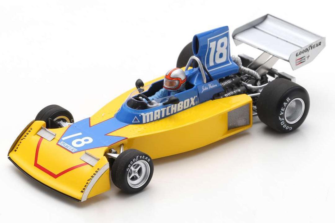 Surtees TS16 GP Spanien 1975 John Watson Spark 1:43 S9659