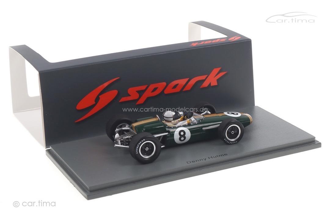 Brabham BT22 GP Monaco 1966 Denny Hulme Spark 1:43 S7091