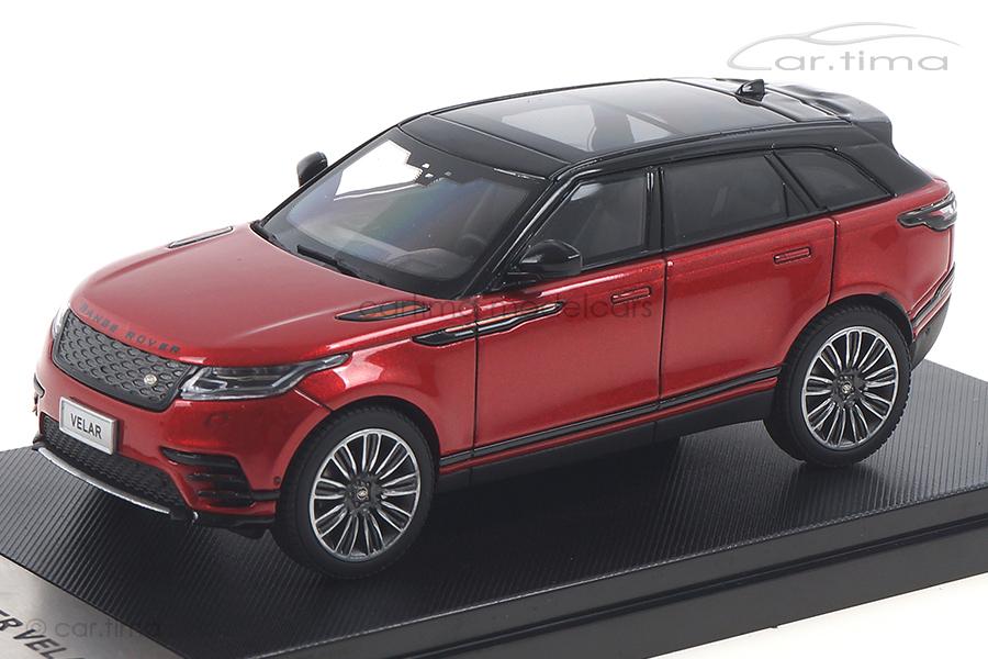 Range Rover Velar rot LCD Models 1:43 LCD43004RE