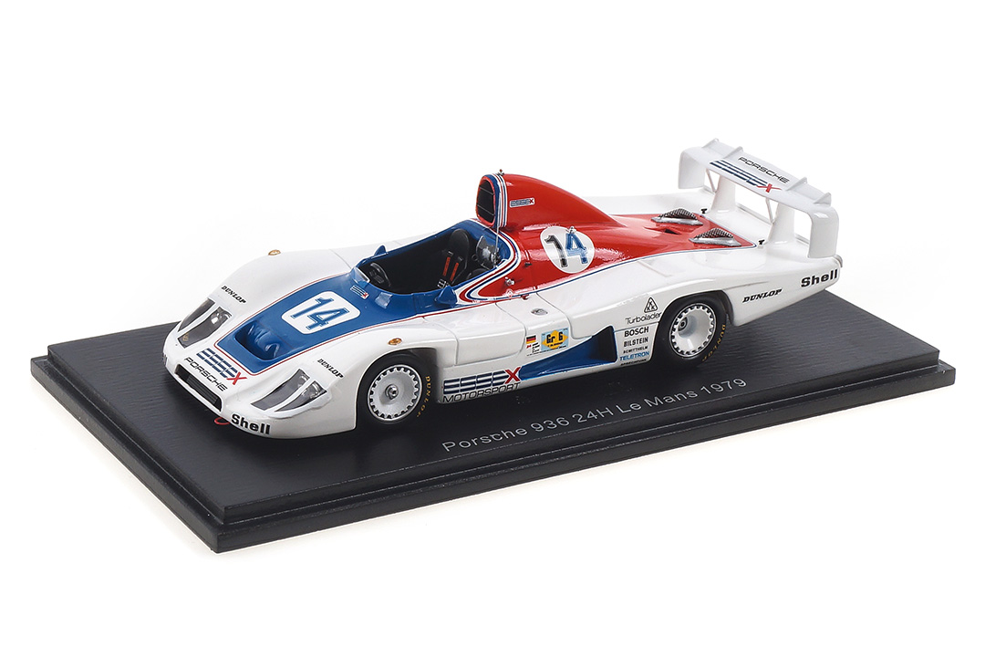 Porsche 936 24h Le Mans 1979 Wollek/Haywood Spark 1:43 S4148