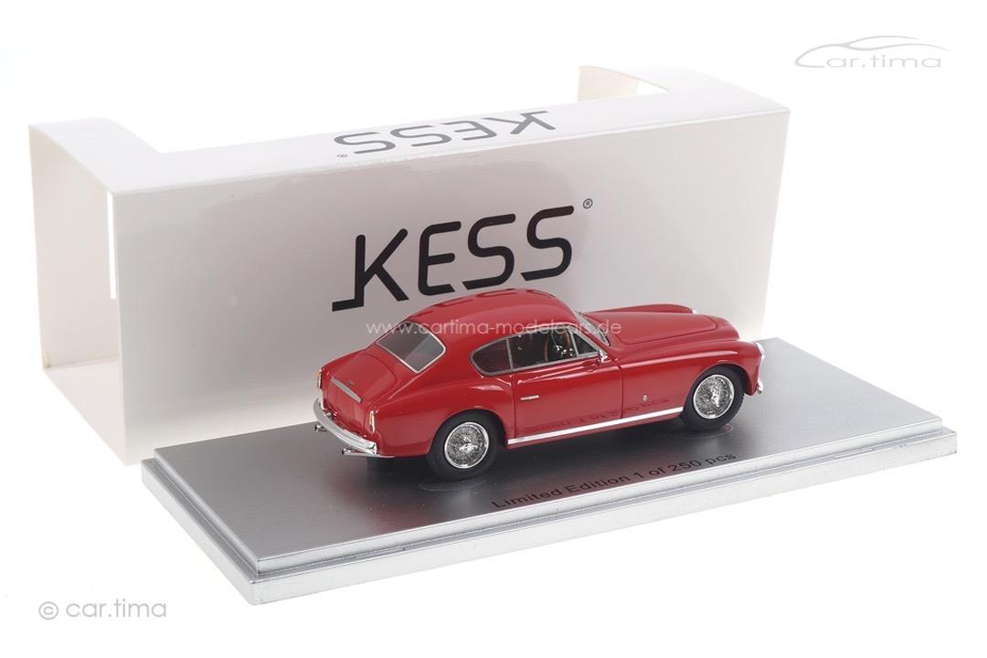 Ferrari 195 Inter Coupe Ghia 1950 rot Kess 1:43 KE43056020
