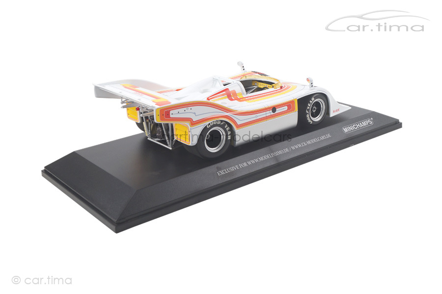 Porsche 917/10 Can Am 1972 Promo Design Minichamps 1:18 1153726500