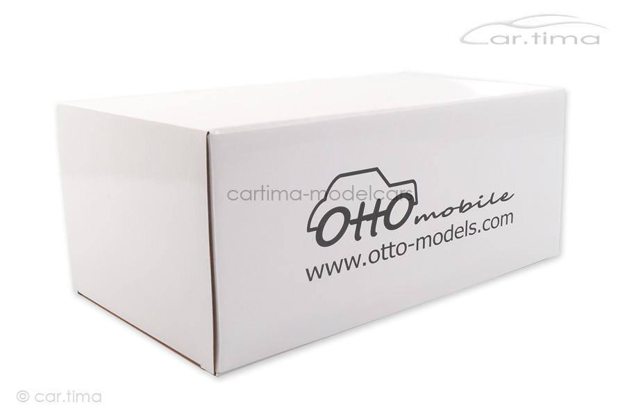 Mazda MX-5 Silverstone silber OttOmobile 1:18 OT321