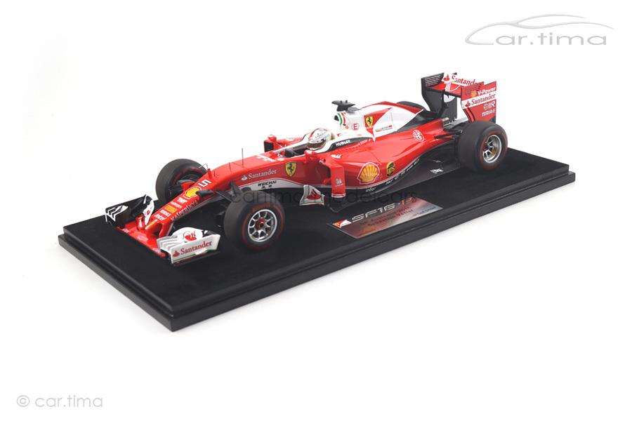 Ferrari SF16-H GP Australian 2016 Sebastian Vettel LookSmart 1:18 LS18F104