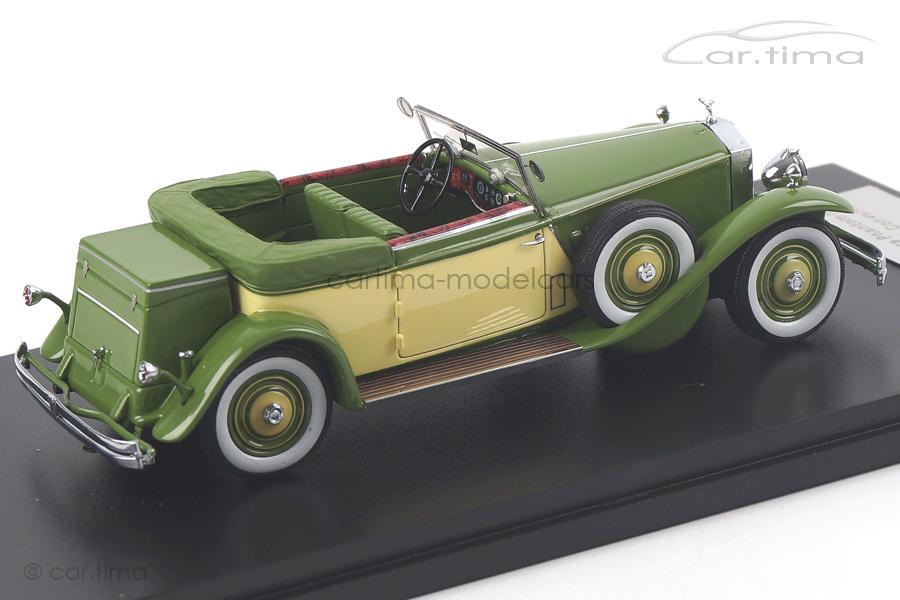 Rolls Royce Phantom II Croydon Victoria 1932 GLM 1:43 GLM215201