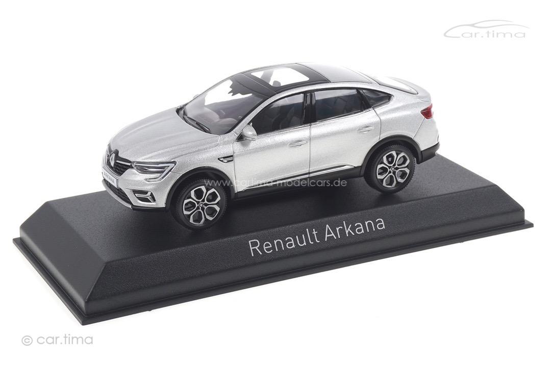 Renault Arkana 2021 Highland Grey Norev 1:43 517682