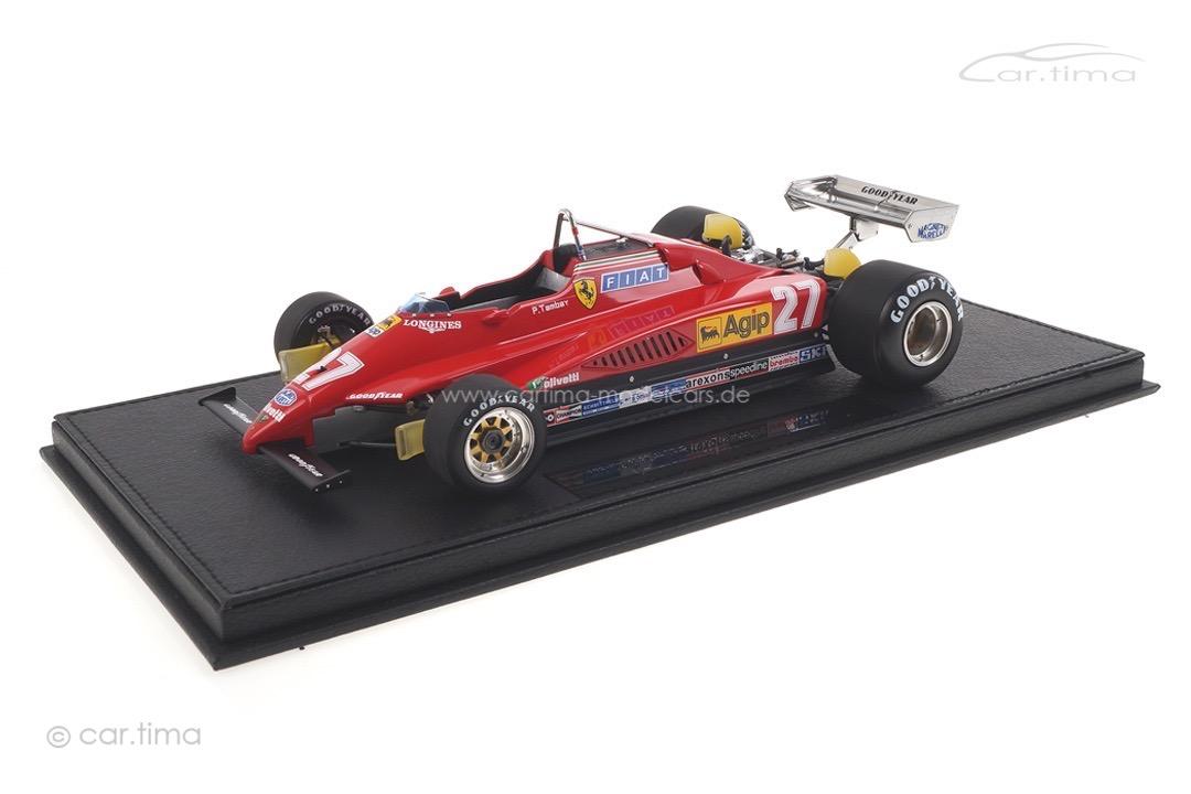 Ferrari 126 C2 GP Italien 1982 Patrick Tambay GP Replicas 1:18 GP19G