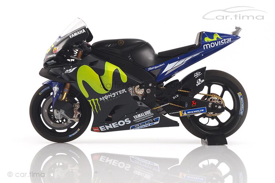 Yamaha YZR-M1 Moto GP Valencia 2017 Valentino Rossi Minichamps 1:12 122183946