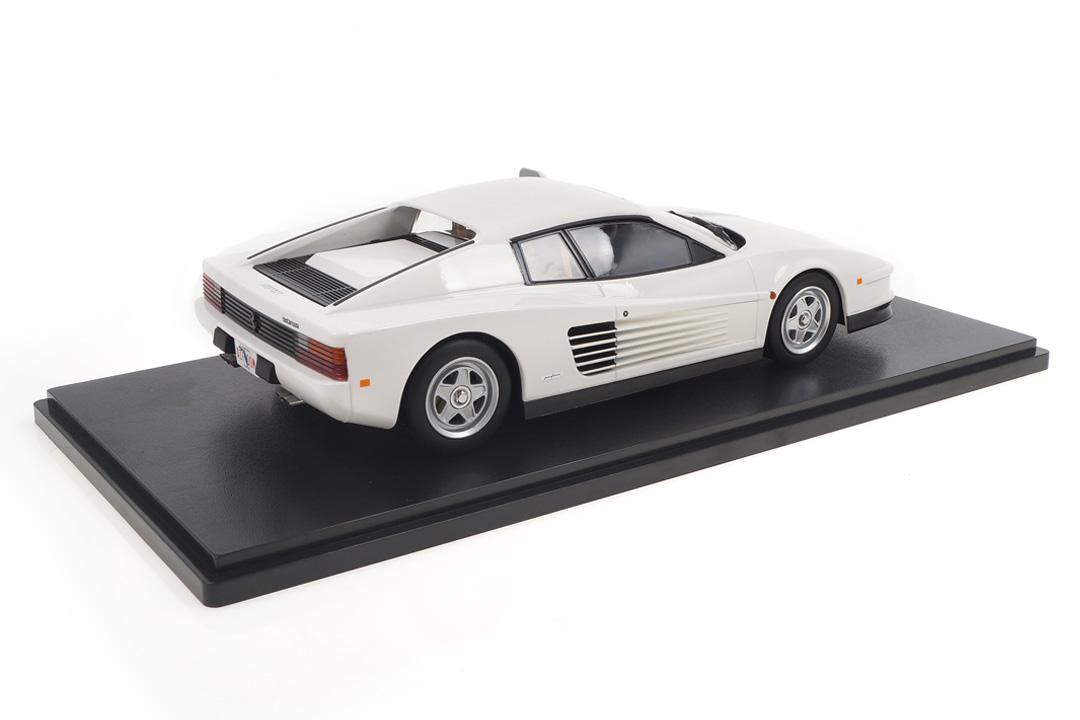 Ferrari Testarossa Monospecchio weiß KK Scale 1:18 KKDC180502