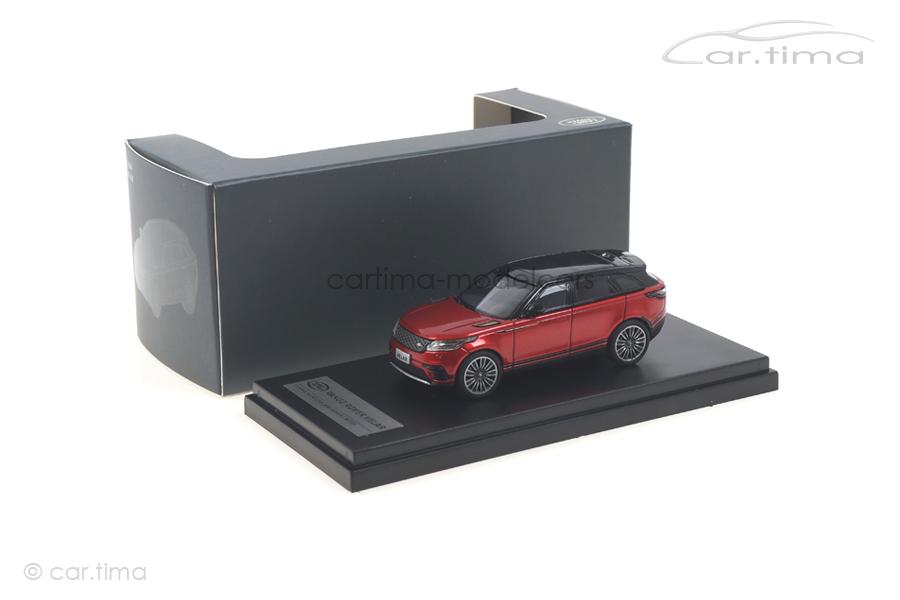 Range Rover Velar rot LCD Models 1:64 LCD64001RE
