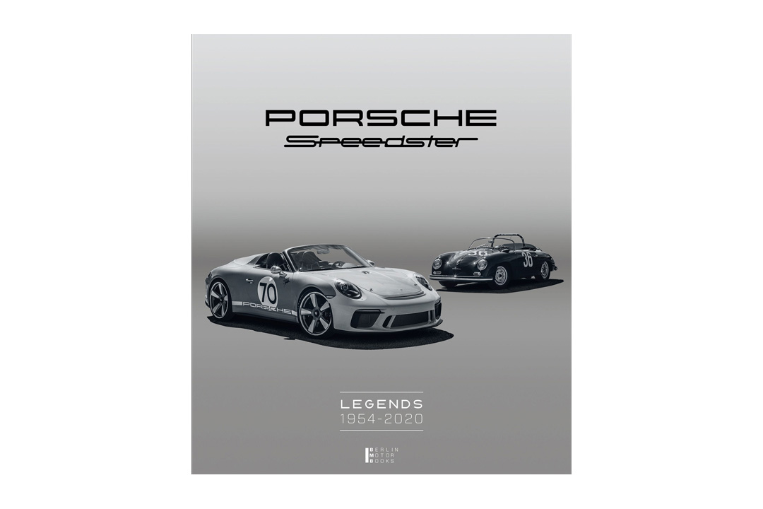 Buch Porsche Speedster Legends 1954–2020 Berlin Motor Books 9783981459227