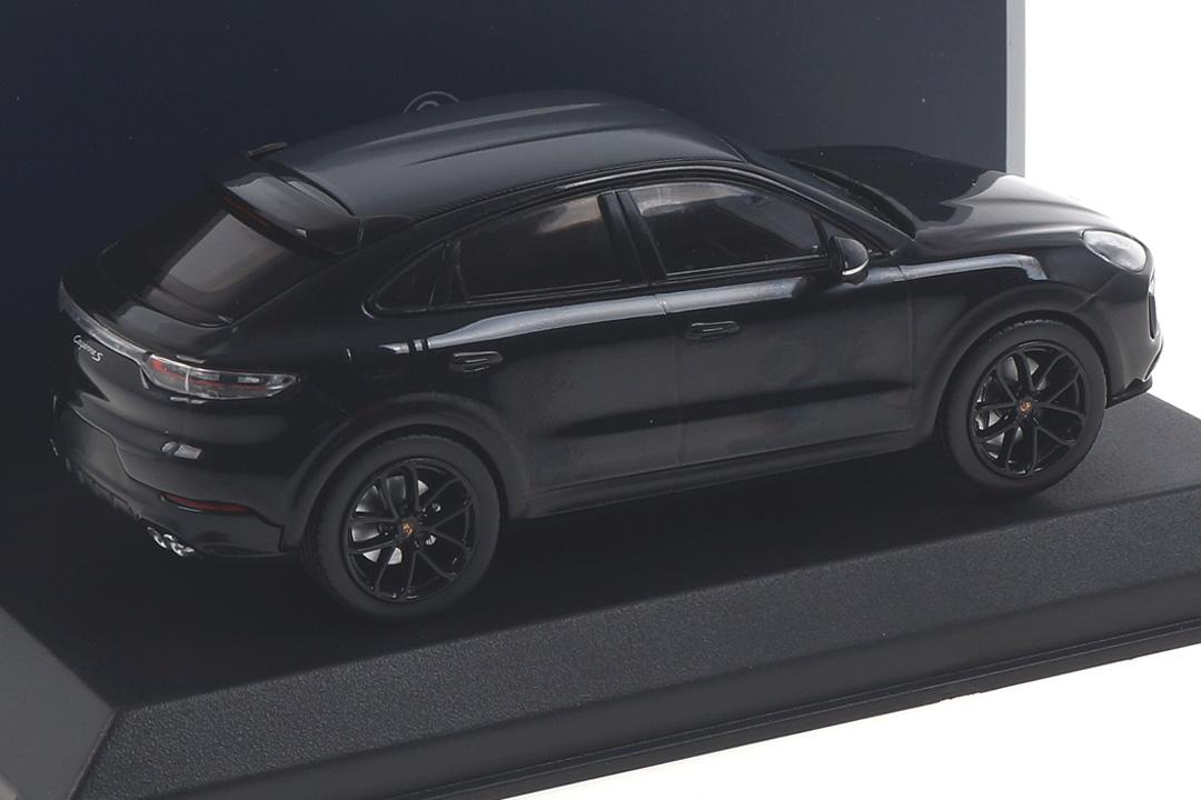 Porsche Cayenne S Coupé 2019 blau met. Norev 1:43 750060