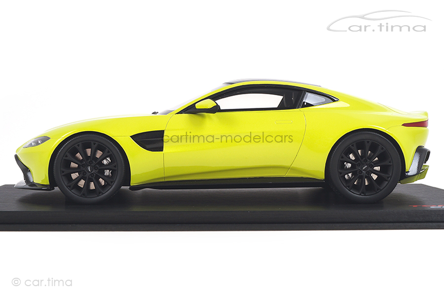 Aston Martin Vantage Lime Essence TopSpeed 1:18 TS0183