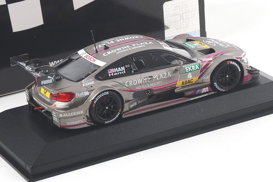 BMW M4 DTM (F82) DTM 2014 Joey Hand Minichamps 1:43 410142404