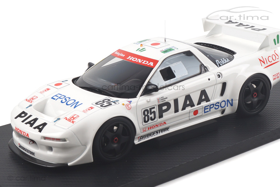 Honda NSX GT2 24h Le Mans 1995 Kurosawa/Tanaka/Sato TSM 1:18 TSM181002R