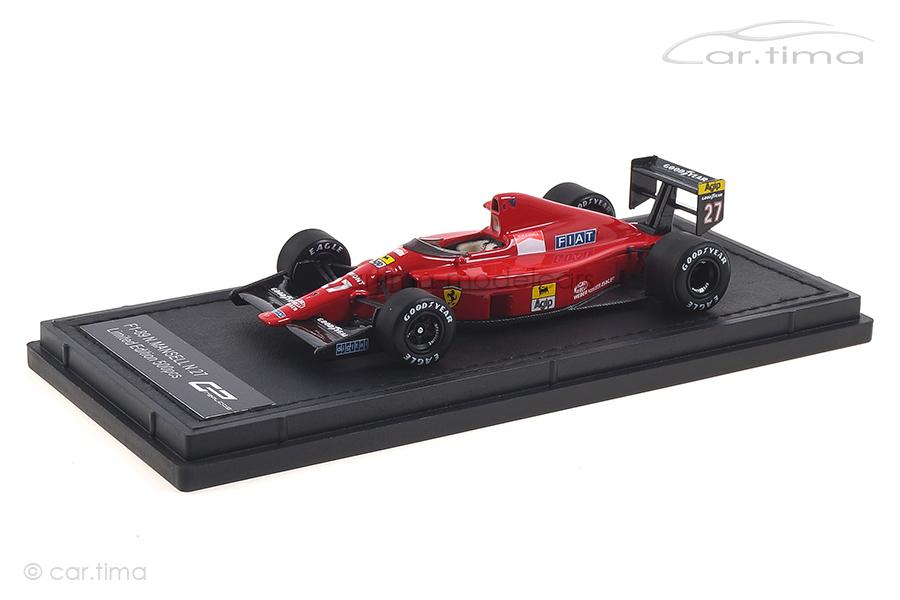 Ferrari F189 640 GP 1989 Nigel Mansell GP Replicas 1:43 GP43-002A