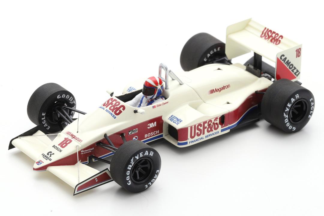 Arrows A10B GP Italien 1988 Eddie Cheever Spark 1:43 S3910