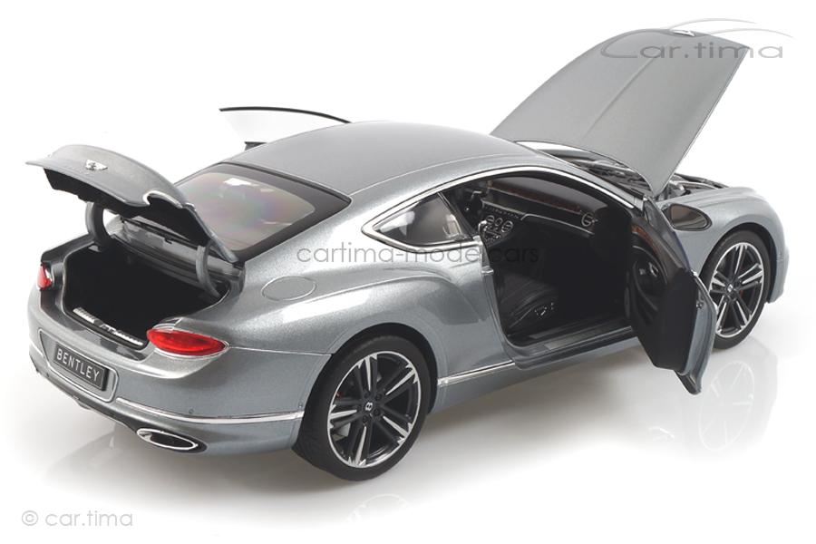 Bentley Continental GT 2018 Hallmark met. Norev 1:18 182780