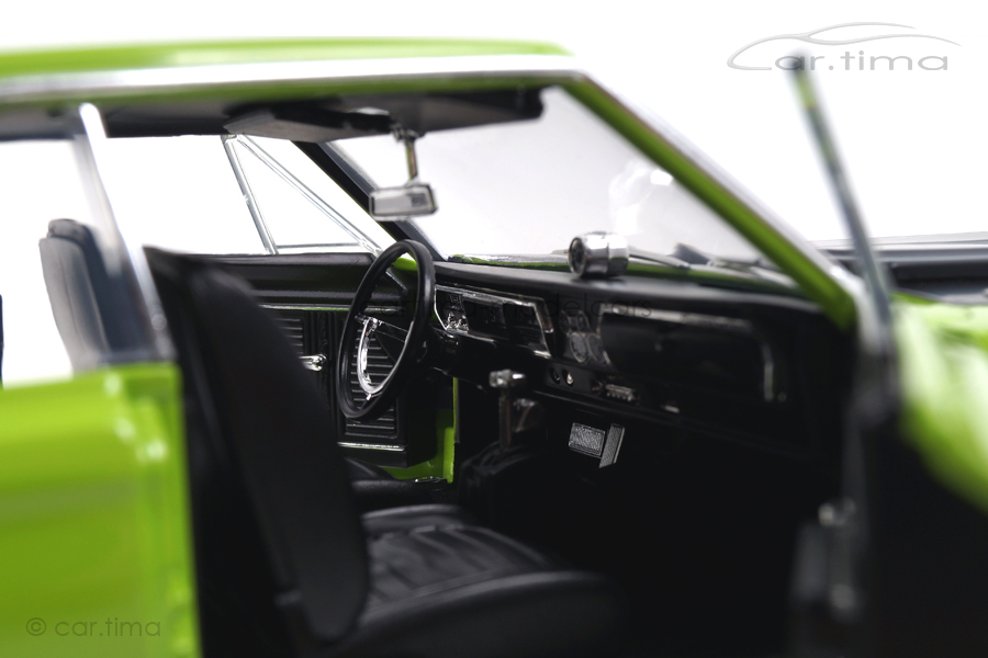 Plymouth Hemi GTX 1967 Limelight green ACME 1:18 A1806703