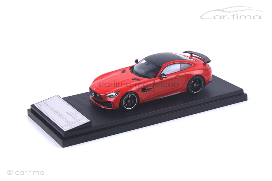 Mercedes-AMG GT-R 2017 rot Almost Real 1:43 420708
