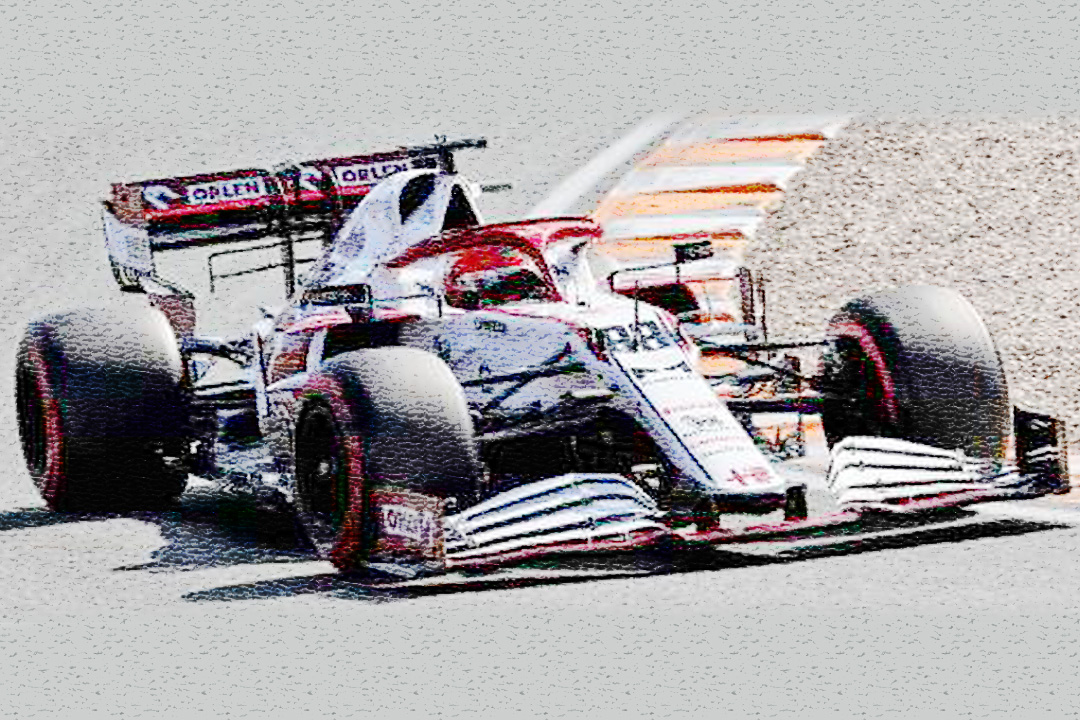 Alfa Romeo Racing Orlen C41 GP Niederlande 2021 Robert Kubica Spark 1:43 S7687
