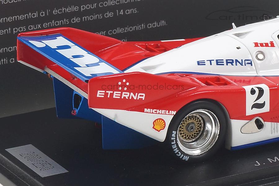 Porsche 962 Nürburgring 1987 Mass/Larrauri Spark 1:43 CA04319009