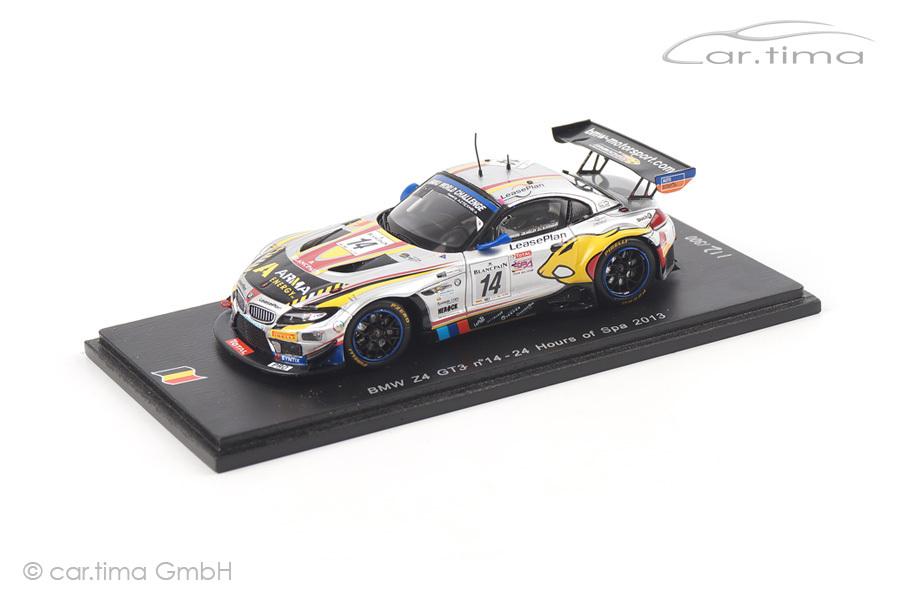 BMW Z4 GT3 24h of Spa 2013 Piccini/Muller/Klingmann Spark 1:43 SB060